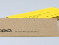 ZOO Advertising | Business Cards